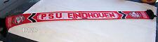 PSV Eindhoven Red Black Mens Jacquard Warm Football / Soccer Scarf New