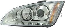HELLA Ford Focus II 2 2004-2008  Xenon Chrome Headlight Front Lamp Left