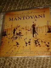 The very best of mantovanni  enchanted evening  double CD ideal for Christmas