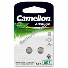 Camelion Knopfzelle LR1120 2er Blister 1,5V  Alkaline