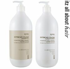 RPR Extend My Colour Shampoo & Conditioner Litres with Pumps 1lt duo