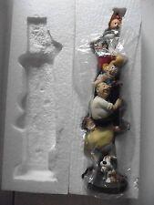 sculpture suske en Wiske sw 16  familietoren  Parastone  1998