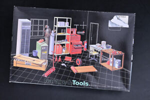 "FUJIMI ""Garage & Tools"" TOOLS SET NEU/ OVP MAßSTAB 1:24"