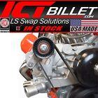 Ls Truck Manual Belt Tensioner W Pulley Lsx 4.8l 5.3l 6.0l Silverado Billet