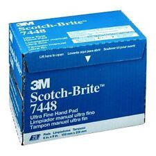 3M Scotch-Brite™ Ultra Fine Hand Pad, 07448, 7448