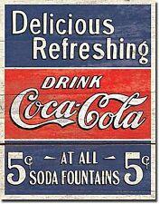 Coca Cola Delicious Refreshing fridge magnet   (de)