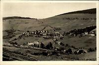 Todtnauberg bei Todtnau Schwarzwald alte AK 1936 Gesamtansicht mit Wiesen Wald