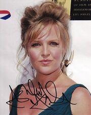 Ashley Jensen signed 10x8 photo UACC Registered dealer COA