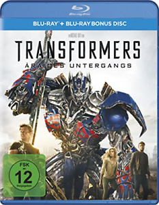 TRANSFORMERS 4 - MOVIE [Blu-ray] [2014], Good DVD, ,