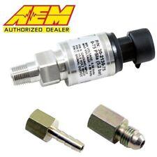 GENUINE AEM Stainless Steel 5 BAR MAP Sensor / 75 PSIa Sensor Kit 30-2130-75