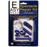 Eyeglass Repair Kit Spectacle Nose Glasses Optical Screw Nut Pad Sun Assorted