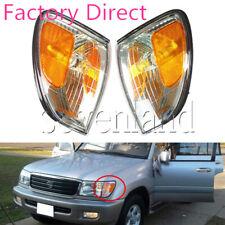 Front Left Right Turn Signal Light Corner Lamp Fit For Toyota Land CruIser 98-07