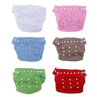 Washable Baby Infant Waterproof Cloth Diaper Cover Baby Diapers Adjustable Nappy