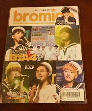 B1a4 bromide magazine brand new Kpop K-pop bts b.a.p btob nuest exo infinite
