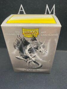 Fenrir Art Matte - Dragon Shield 100 Standard Sized Card Sleeves