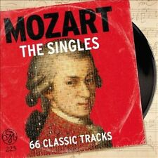 Mozart: The Singles Collection [3 CD], New Music