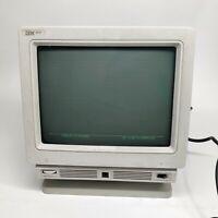 Vintage IBM Type 3151 CRT Terminal Monitor P/N 09F3484 1993