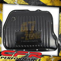 Steel Mopar 727 Transmission Pans 1 3 4 Deep - Black