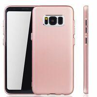 Samsung Galaxy S8 Plus Coque Étui pour Téléphone Portable de Protection En Rose