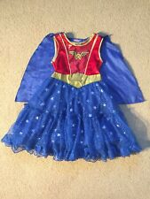 **Wonder Girl** Deluxe Justice League • Fancy Dress • Girls Costume • Size 5-6