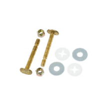 FixtureDisplays Birdy Bolts Jr Brass - Bagged 12015-BLACKSWAN-50PK