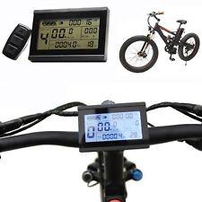 RisunMotor Ebike LCD3 Display Meter Remote Control 24/36/48V for Electric Bike