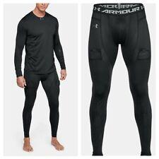 Msrp $60 Under Armour men's Hockey compression Legging size XL 1317158
