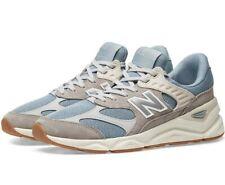 New Balance X-90 MSX90RCC Men's Running Shoes NEW Grey Marblehead Blue X90