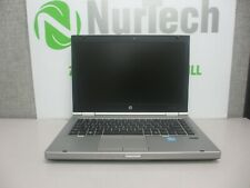 "HP Elitebook 8460p 14"" i5-2540M 2.6GHz 8GB/160GB DVDRW Laptop + AC"