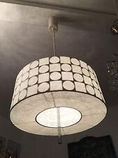 Design Lampe Cocoon Geometric 60er 70er 60s 70s Panton Era