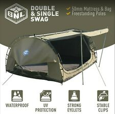 Premium KING SINGLE Dome Swag, Free Standing 2150mmx1100mmx700mm