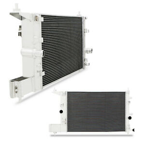 ALUMINIUM ALLOY RACE RADIATOR FOR VAUXHALL OPEL ASTRA J MK6 GTC 1.4 TURBO 09-15