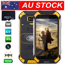 32GB Discovery V19 Unlocked Android 6.0 Rugged Mobile Smartphone Dual SIM Yellow