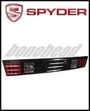 Spyder Automotive LED Trunk Tail Lights Black for 1995-1998 Nissan 240SX S14