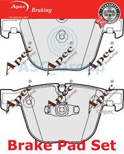 Apec Rear Brake Pads Set OE Quality Replacement PAD1803