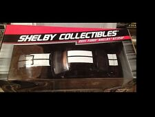 2011 Shelby Mustang GT350 BLACK 1:18 Shelby Collectibles 11834