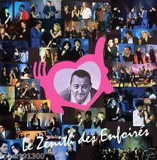 CD audio../...LE ZENITH DES ENFOIRES.......1997.../..............