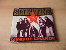 Maxi CD Scorpions - Wind of change - 1990