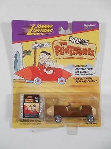 Johnny Lightning 1/64 Flintstones Barney Rubble's Sports Car