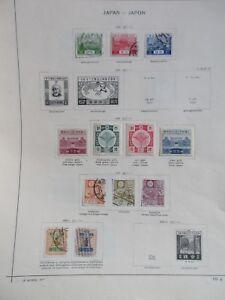 Japan lot period 1900-1939