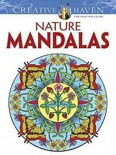 IN SYDNEY NEW Nature Mandalas by CREATIVE HAVEN (Paperback, 2012)