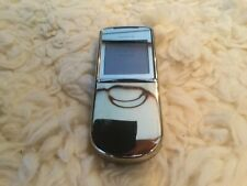 Nokia Sirocco 8800 Unlocked - Gold, used, good condition