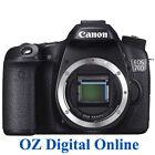 NEW Canon EOS 70D Body Digital SLR Camera 1 Year Au Wty