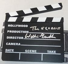 William Friedkin Signed The Exorcist Clapper PSA/DNA COA Movie Director Auto'd