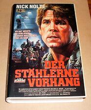 VHS - Der stählerne Vorhang - Nick Nolte - 1987 80er 80s - Videokassette
