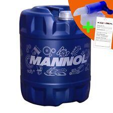 20 Liter MANNOL DSG Getriebeöl Doppelkupplung Getriebe Öl 1x Ablasshahn