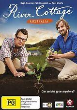 RIVER COTTAGE AUSTRALIA : SEASON 1  - DVD - UK Compatible - New & sealed