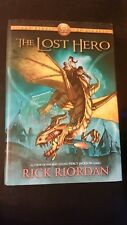The Heroes of Olympus: The Lost Hero by Rick Riordan (2010, Hardcover)