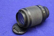 Nikon Digital Camera Lens Nikon Dx Af-S Nikkor 55-200mm 1:4.5-5.6G Ed