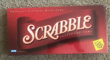 2001 Hasbro Scrabble Game New Factory Sealed